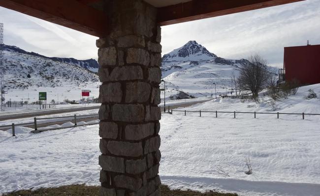 alquiler casa estacion de esqui san isidro